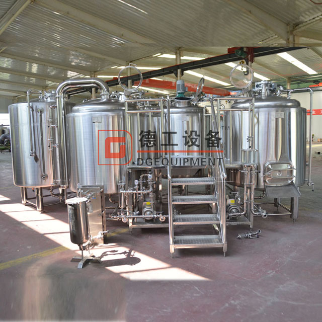 Automatique 1000l en acier inoxydable Craft Beer Equipment Brasserie à vendre