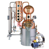 500L Alcool de cuivre Stills Distillery Machine Home Distillation Equipment Brewing System China