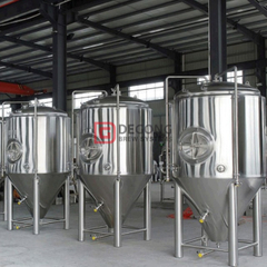 10BBL Fermenter Equipment Beer Brewing Machine Double Jacket Unitank CCT Brewpub Fabricant